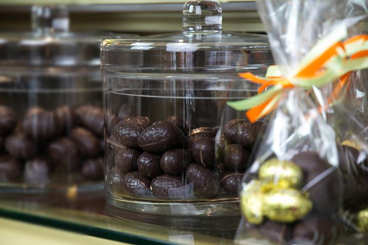chocolats la brulerie du Poher